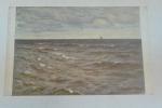 Открытка. Балтийское море.