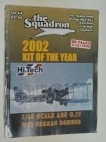 The Squadron №62 (Ежегодный журнал по моделированию самолетов)