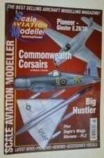 Scale aviation modeller international (Модели международной авиации в масштабе). Volume 6 Issue 8