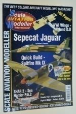 Scale aviation modeller international(Модели международной авиации в масштабе) Volume 7 Issue 10