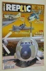 Replic №193 (Журнал по авиамоделированию №193)