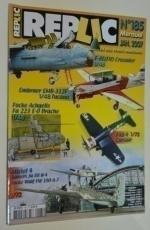 Replic №185 (Журнал по авиамоделированию №185. )