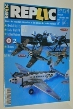 Replic №124 (Журнал по авиамоделированию №124. )
