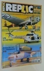 Replic №183 (Журнал по авиамоделированию №183. )