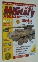 Scale military modeller internatonal. Stryker 1128