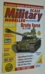 Scale military modeller internatonal. Brute Force JS-2 ChKZ
