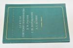 Деятели советской гидробиологии В. М. Рылов, Г. Ю. Верещагин, А. Л. Бенинг. Из истории гидробиологии в XX веке.