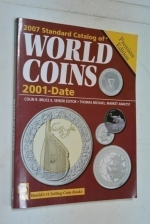 World coins. 2001-Date.  2007 Standard Catalog.  Монеты мира. Каталог.