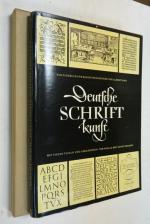 Deutsche Schriftkunst (Немецкое искусство шрифта)