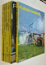 Flieger-Jahrbuch/Ежегодник Авиация. Комплект из 6-ти книг.