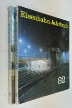 Eisenbahn-Jahrbuch 1982-1983./ Железнодорожный ежегодник 1982-1983 гг.