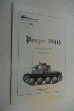 Panzer 38(t). История создания и применения.