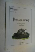 Panzer 35(t). История создания и применения.
