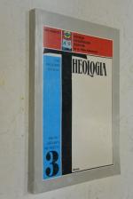 Theologia. №3. Теология. Богословский журнал Колледжа католической теологии им.св. Фомы Аквинского. Июль - декабрь 1994 года.