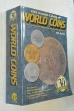 2003 Standard Catalog of World Coins.Монеты мира. Стандартный каталог.