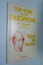 Top-Tones for the Saxophone: Four-Octave\ Верхние тона для саксофона: Четырехоктавный диапазон